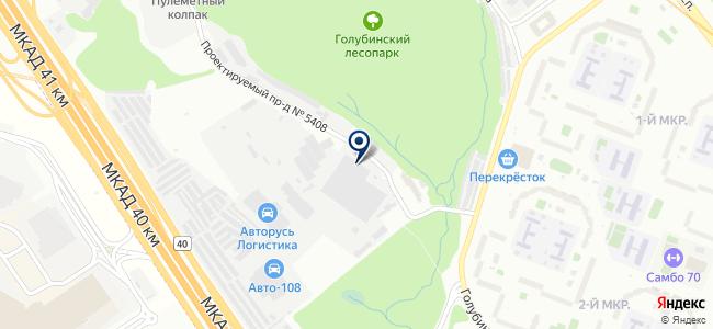 РСТ авто на карте