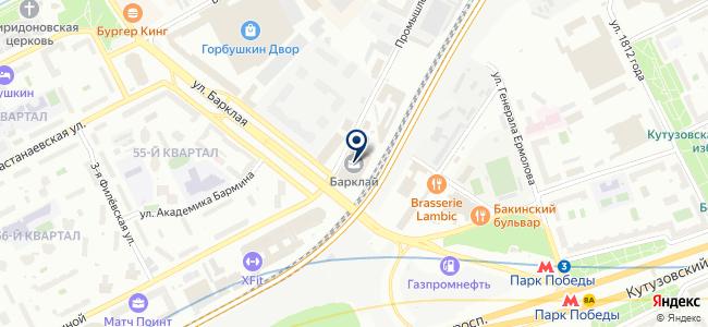 Бестрон, ООО на карте