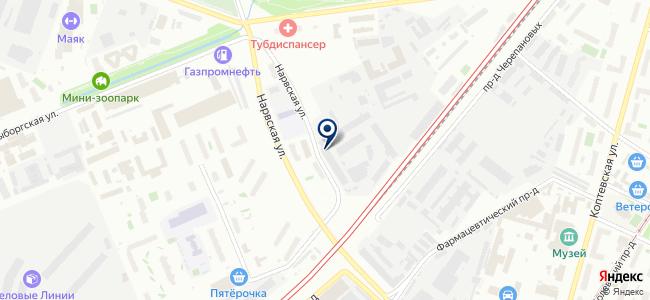 Powertool.ru на карте