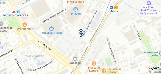 ТехноСтарПроект-М, ООО на карте
