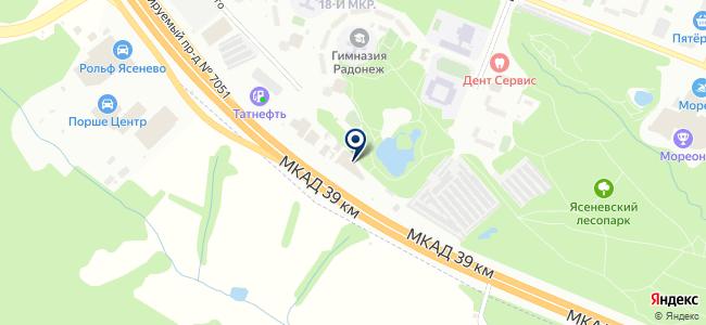 Протех, ООО на карте