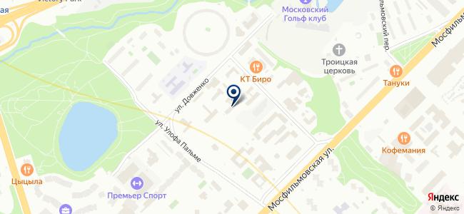 Росгидромаш-Центр на карте