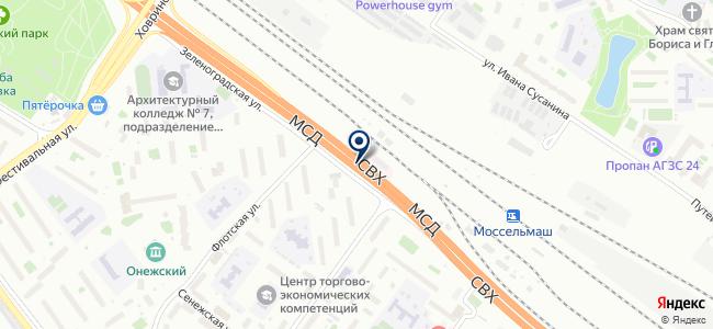 FHaus на карте