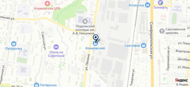Асберг АС на карте