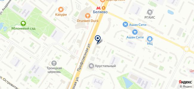 Югра-АСУ, ООО на карте