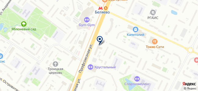 Kabeltec на карте