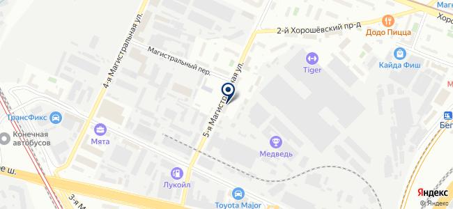 Volter на карте