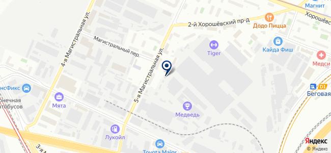 IMMO-NAVI на карте