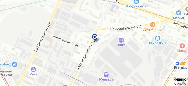 Трещотка.ру на карте