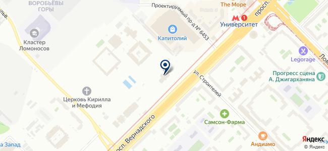 Molex Premise Networks на карте