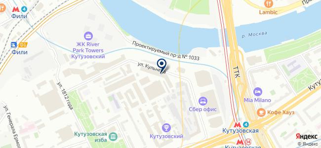 Grafton Media на карте
