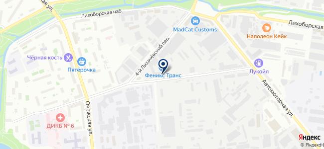 66 Металлообрабатывающий завод, ЗАО на карте