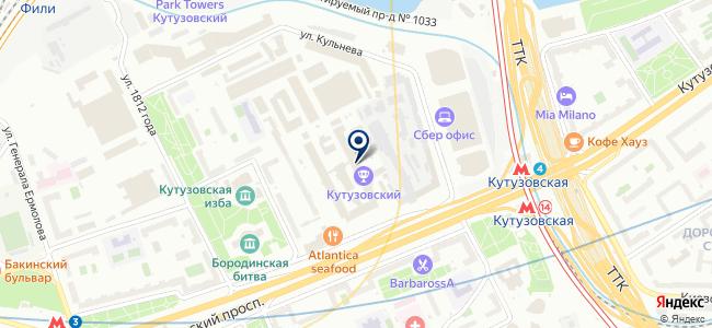 SvetBerry на карте