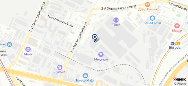 SV-SOUND на карте