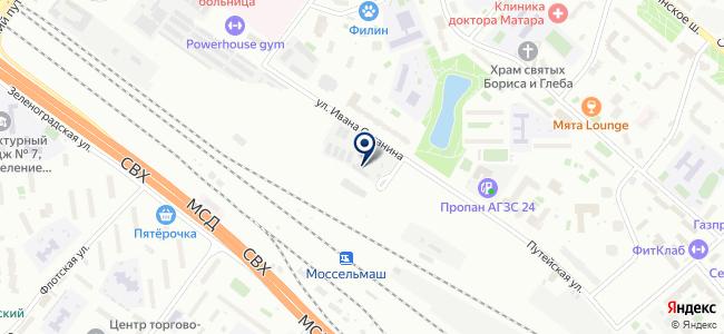 Элтеком ТК, ООО на карте