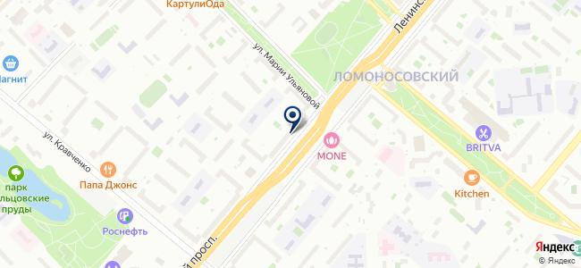 РЕФЛАКС на карте