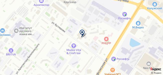 Lightalight на карте