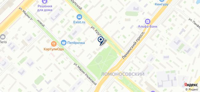 T-Sot на карте