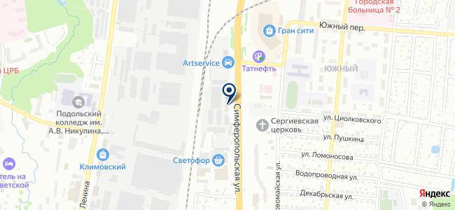 СадТехСервис на карте