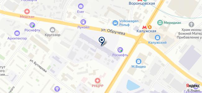 Армада-Свет на карте