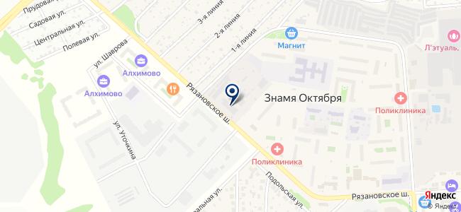 Техпромкомплект, ООО на карте
