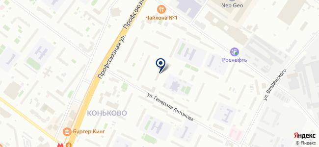LedMarket на карте