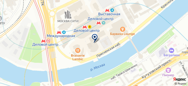 АтомСвет, ООО на карте