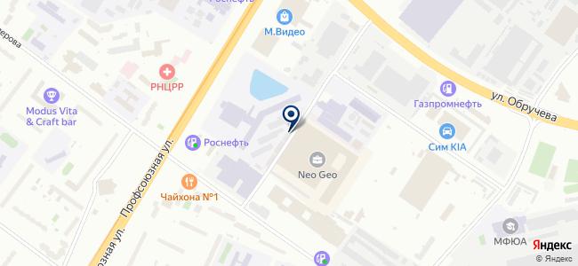 КЭСП на карте