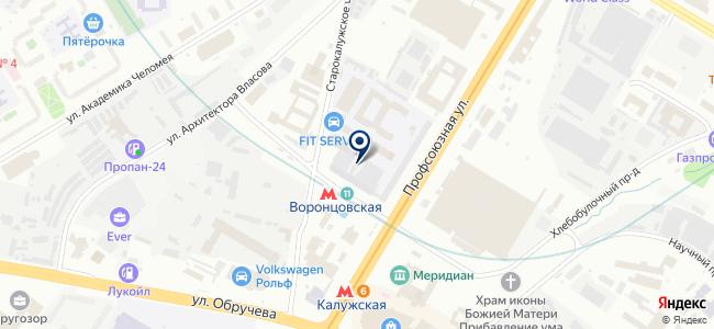 РеМаТель на карте