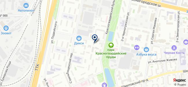 ЭЛКОМ-СТОЛИЦА на карте