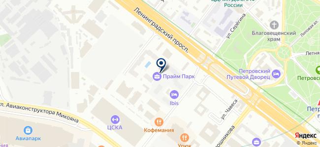 Neon Chic, ООО на карте