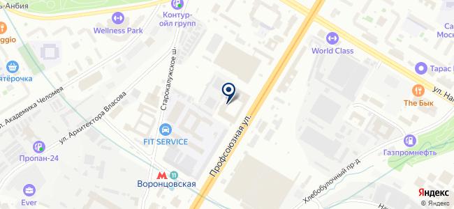 Паладин на карте