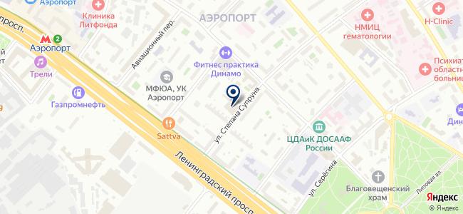 Gbа на карте