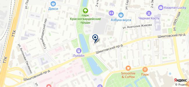 Эльф Керамика на карте