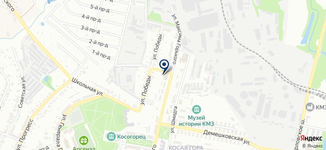 Технотэл, ООО на карте