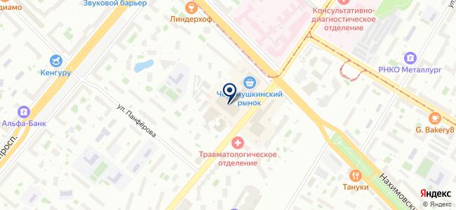 Pnevmatikasport.ru на карте
