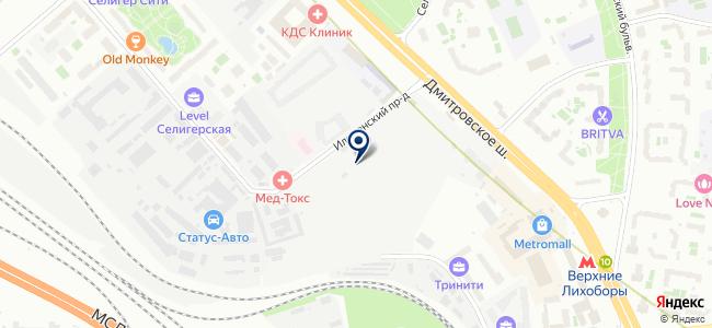 СоюзЭлектро, ООО на карте