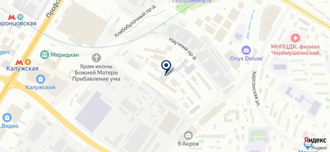 НТ-Ком на карте