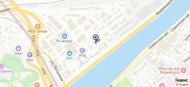 ЭЦМ на карте