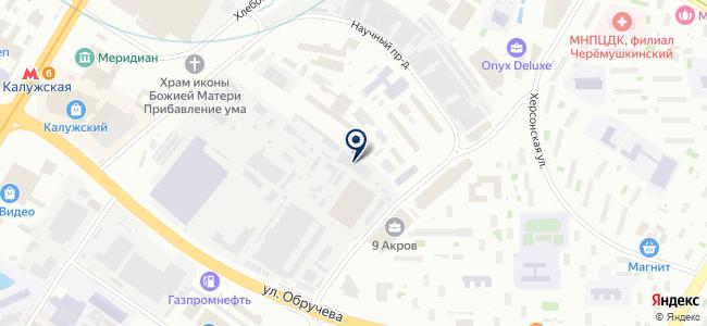 Люмэкс-Центрум на карте