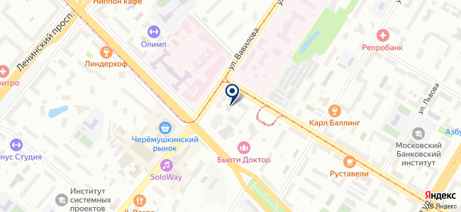 ЕвроСтрой Инжиниринг на карте