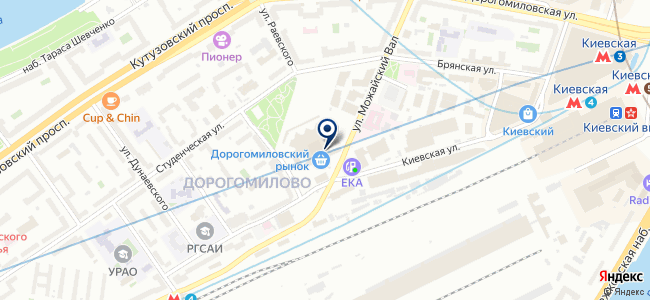 GadgeTut на карте