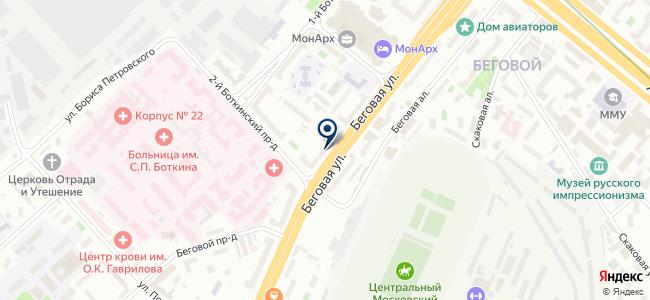Светпромъ на карте