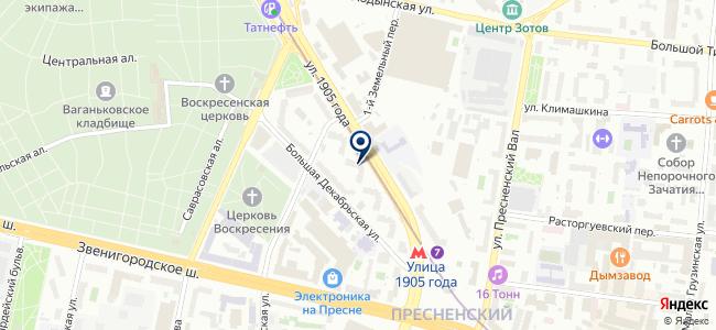 Skymart на карте