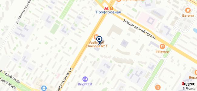 ТСН на карте