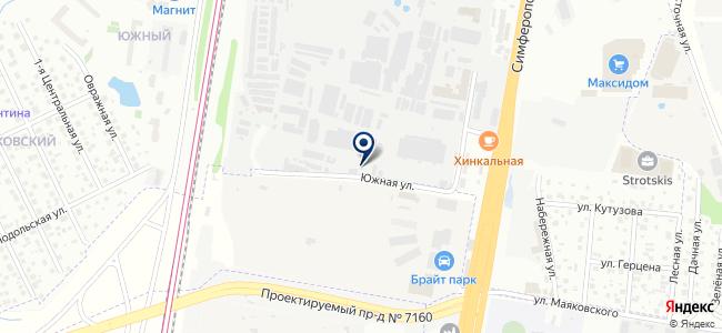Электро Бум на карте