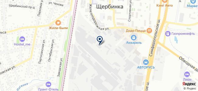 АСД, ООО на карте
