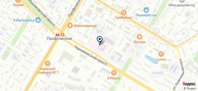 Промонтис на карте