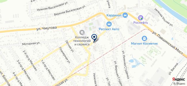 Сварка-Центр, ЗАО на карте