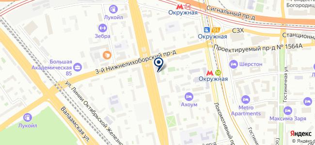 BigTool на карте